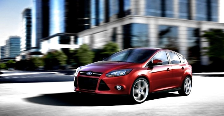Focus - Only Model to Shine for Ford in October US Sales