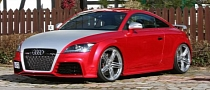 FolienCenter Modified Audi TT RS Boasts 500 HP [Photo Gallery]