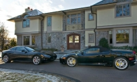 Kings Point estate with Gran Turismo & F430 Spider