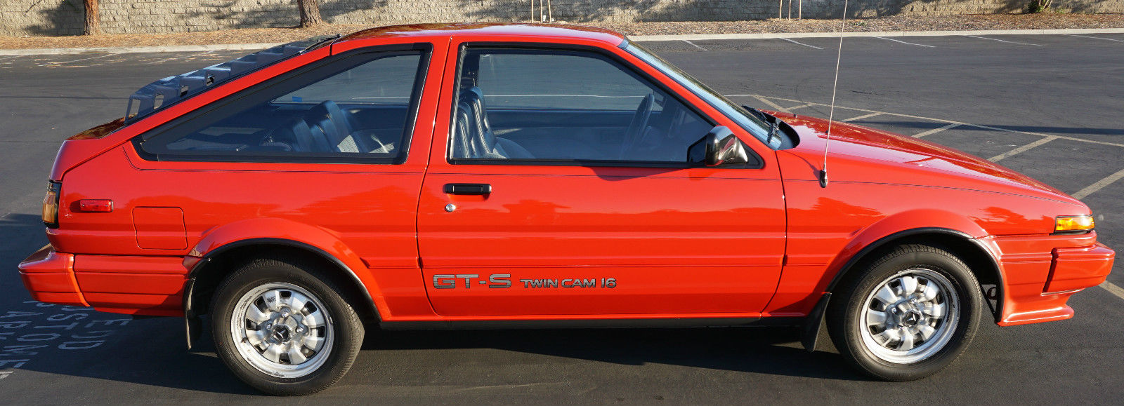 For the Purist Drifter: 1986 Toyota Corolla Sport GT-S for Sale on ...