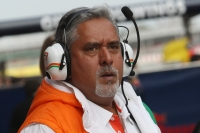 Vijay Mallya, co-owner of Force India