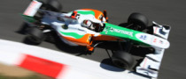 Force India Debut New Aero Package in Singapore