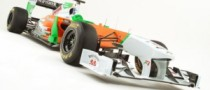 Force India Launches VJM04