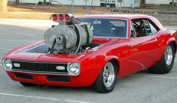 Charger Vs Challenger >> Forced Induction: The Supercharger - autoevolution