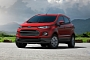 Ford 1.0-liter Ecoboost Engine Makes Australian Debut in EcoSport
