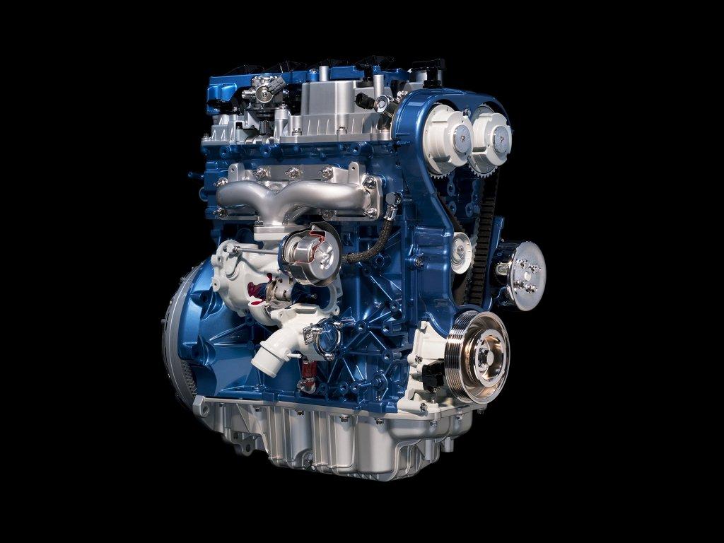 Ford 1 6l ecoboost engine