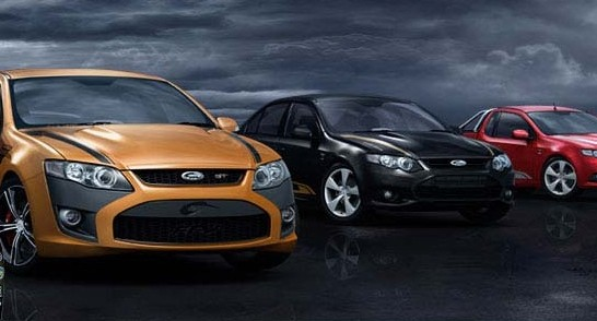 Ford Australia to Axe FPV Division in 2014