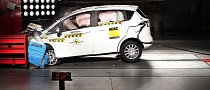 Ford B-Max Achieves 5-Star Euro NCAP Safety Rating [Video]