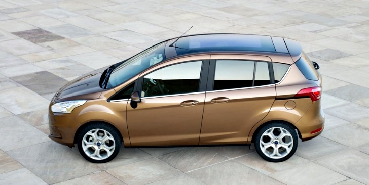 Ford B-Max Gets Official UK Pricing