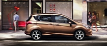 Ford B-MAX Will Debut at 2012 Mobile World Congress