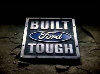 Ford models are built tougher and tougher.