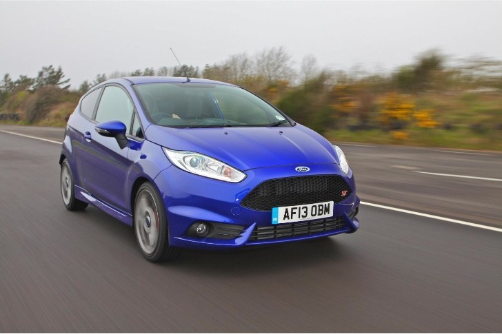 Ford Boosts Fiesta ST Production to Meet Surging Demand