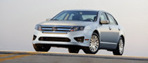 Ford Brake Recall: 2010 Ford Fusion and Mercury Milan