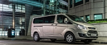 "Ford Brings All-New Tourneo ""People-Mover"" to Geneva"