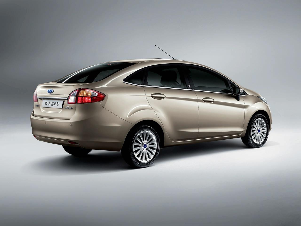 Exceptional Ford Fiesta Sedan