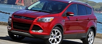 Ford Builds 500,000th EcoBoost Vehicle, a 2013 Escape