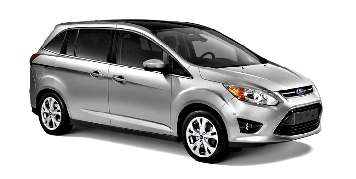 Ford C-Max and Grand C-Max Gain 1.0 EcoBoost Engine