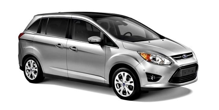 Ford C Max And Grand C Max Gain 1 0 Ecoboost Engine