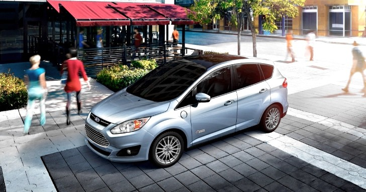 Ford C-Max Energi Plug-In Hybrid Granted Access to NY HOV Lanes