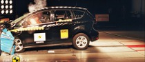 Ford C-Max Get 5 Stars Euro NCAP Rating