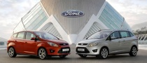 Ford C-MAX UK Pricing Announced