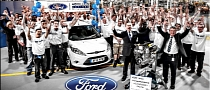 Ford Celebrates Production of 40 Million Engines at Dagenham