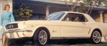 Ford Celebrates the Mustang's 45th Birthday