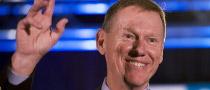 Ford CEO Alan Mulally Named FT Person of the Year