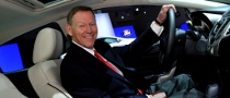 Ford CEO Alan Mulally to Open 2010 NYIAS