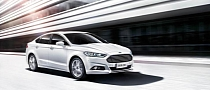 Ford China Posts Record October Sales