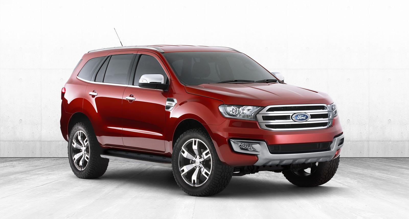new car launches australia 2014Ford China to Launch AllNew Everest SUV Next Year  autoevolution