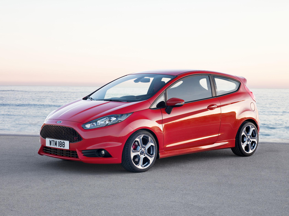 ford considering fiesta rs autoevolution. Black Bedroom Furniture Sets. Home Design Ideas
