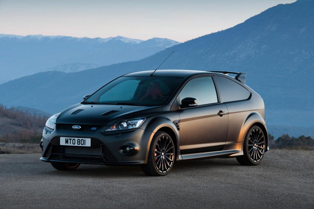 ford could bring back the focus rs2016 - autoevolution