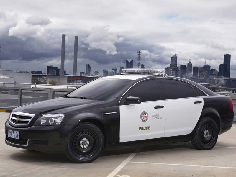 Ford Crown Victoria Police Interceptor to Retire From Duty ...
