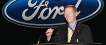 Ford Cuts Mulally's Salary by 30 Percent