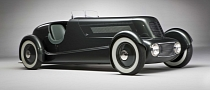 Ford Debuts 1934 Model 40 Special Speedster at Pebble Beach