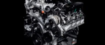 Ford Debuts 6.7l Power Stroke V8 Turbocharged Diesel