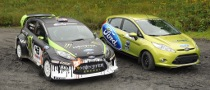 Ford Debuts the Fiesta Rally School