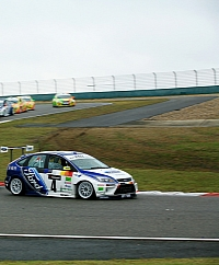 2011 Ford Focus Touring Car