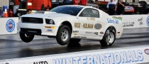 Ford Displays Cobra Jet Mustang at NHRA Events