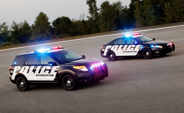 ford dominates detroit opposition in la police car testing