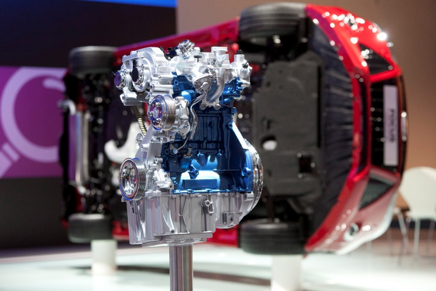 What Is Ecoboost >> Ford Ecoboost Turbo Engines Explained Autoevolution