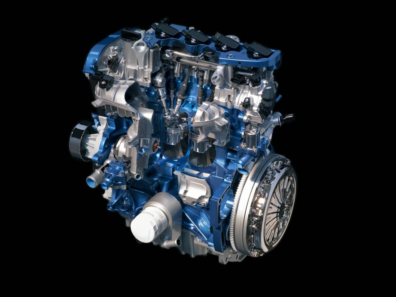 Ford EcoBoost Turbo Engines Explained - autoevolution