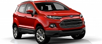 Ford EcoSport SUV to Debut in Paris
