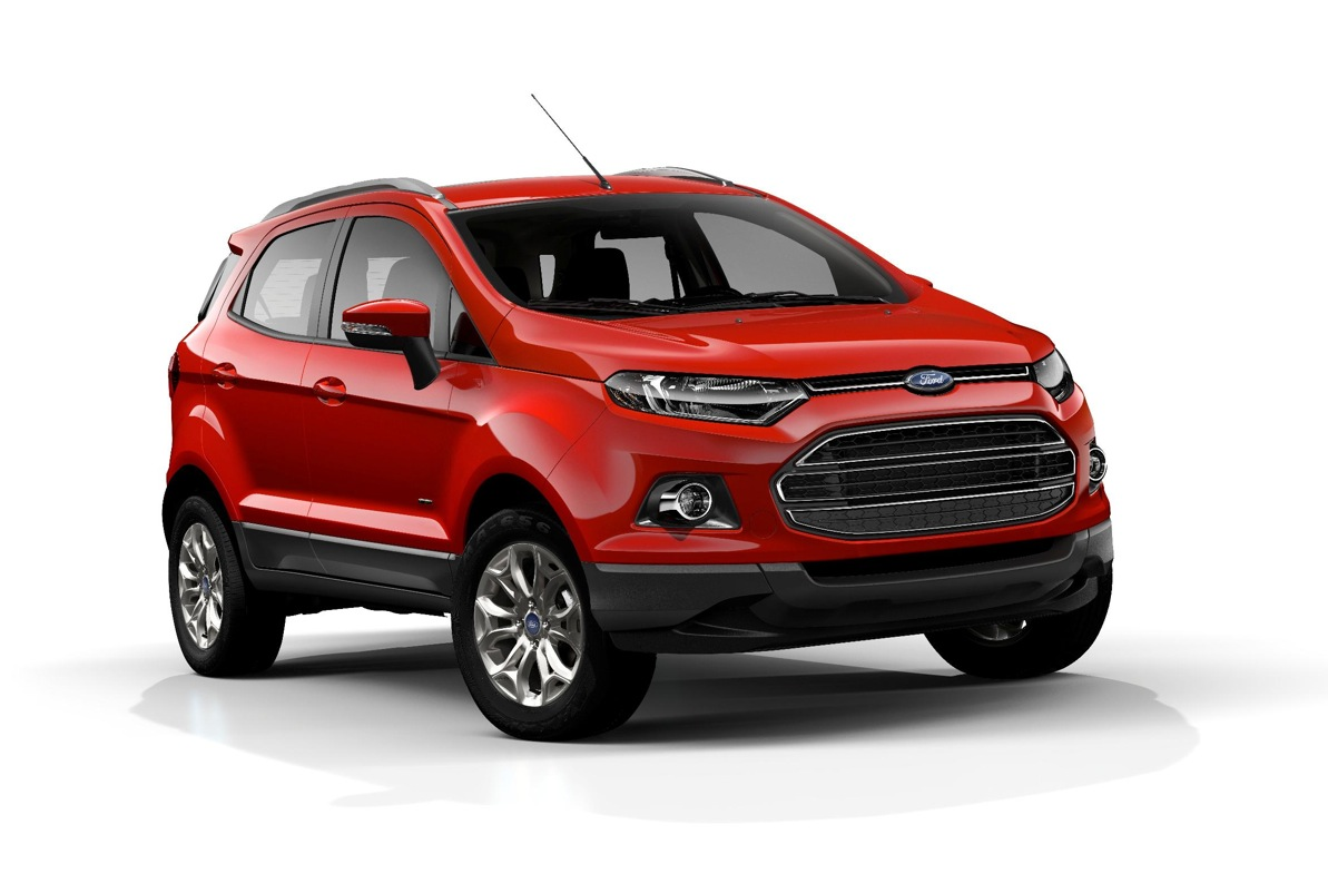 Ford has announced that its all new ecosport suv will be revealed tomorrow at the paris motor show 2012 this is a small suv the size of a fiesta that was