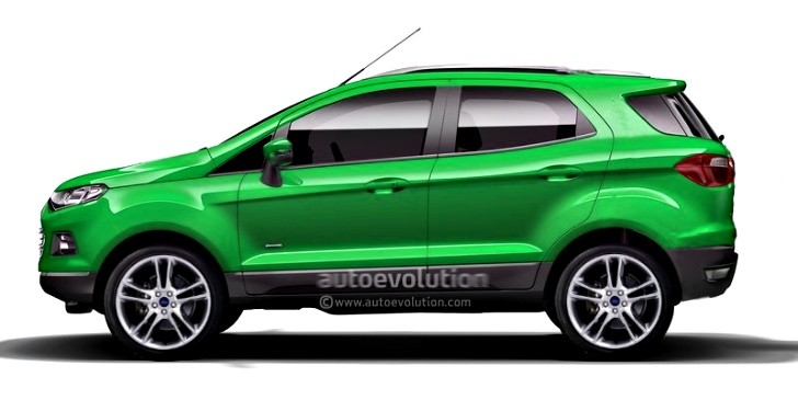 Triple C Auto >> Ford EcoSport to Gain Seven-Seater Variant - autoevolution