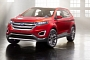 Ford Edge Concept Makes European Debut in Barcelona