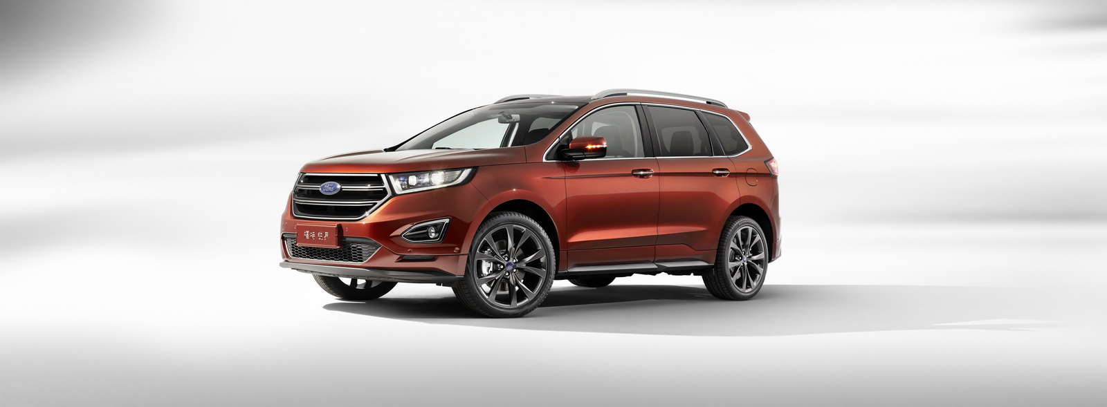 Ford Edge Seven Seater Variant Is A China Only Affair Autoevolution