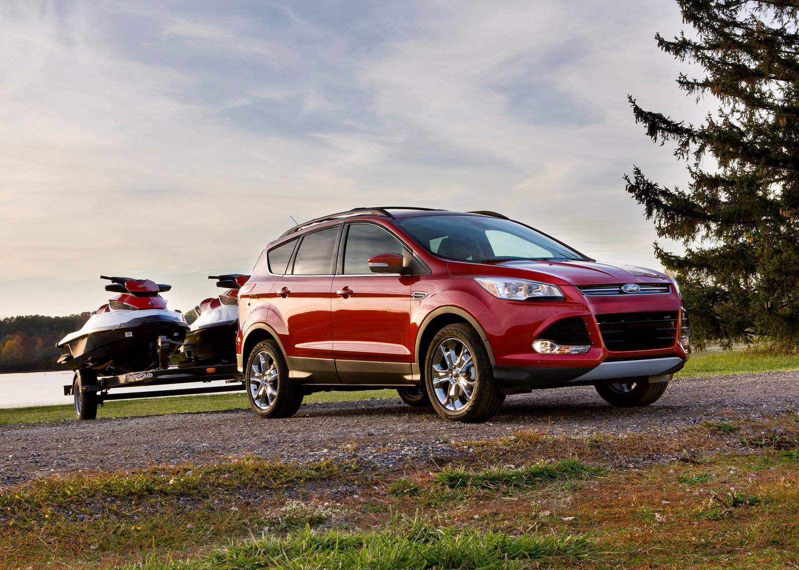 Ford Escape, Focus ST, Transit and Lincoln MKC Recalled in ...