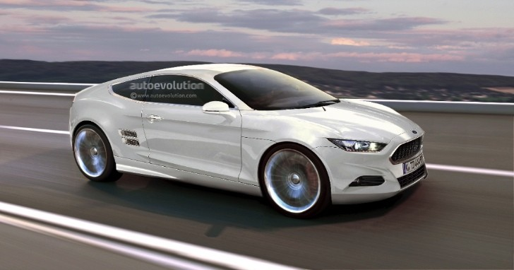 Ford Europe Denied New Coupe Because of Crisis